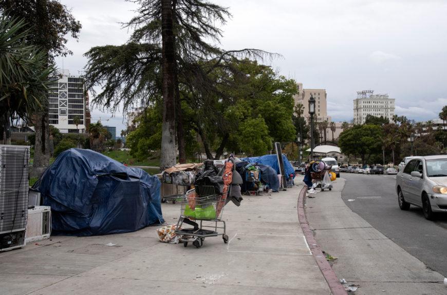 Vice News Los Angeles homeless crisis